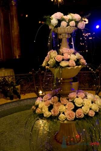 """в ресторане отеля Savoy_1 - фото 5455 Организация праздников """"Village Service"""""""