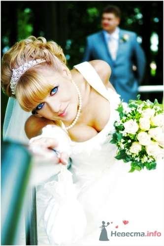Фото 11018 в коллекции Свадебные фото - Фотограф Евгений Ковылин