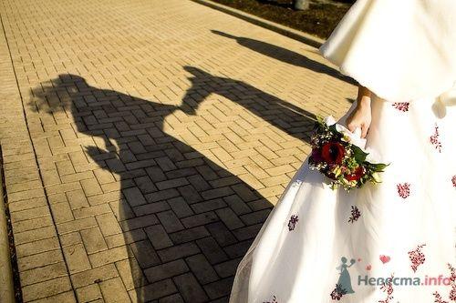 Фото 69191 в коллекции Наша самая счастливая свадьба