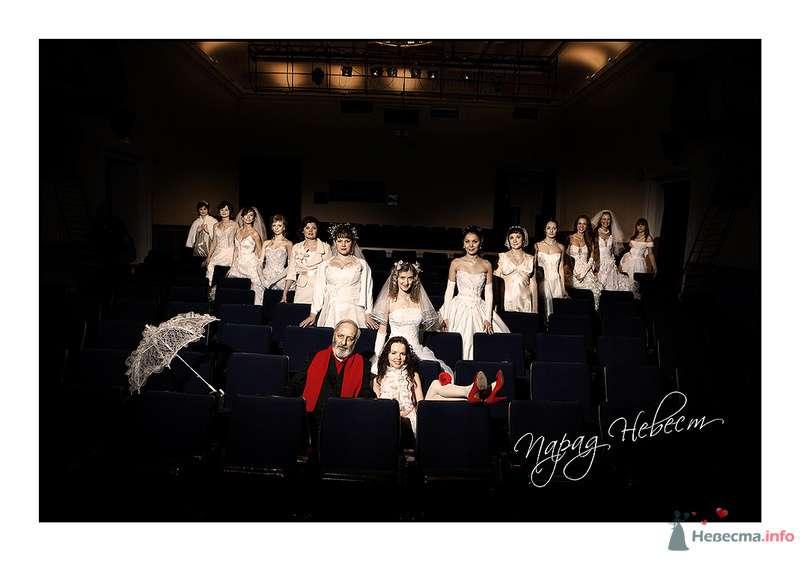 Фото 75098 в коллекции Парад Невест II - Фотостудия Александра Деменева