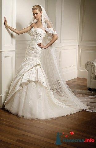 Фото 95004 в коллекции Свадебные платья - karamelka)