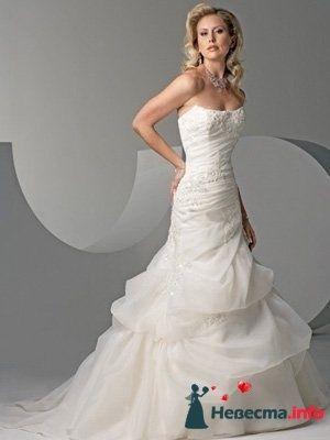 Фото 95005 в коллекции Свадебные платья - karamelka)