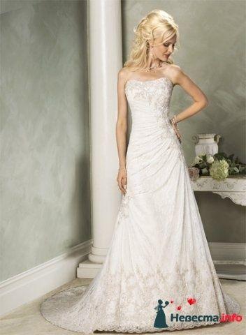 Фото 95007 в коллекции Свадебные платья