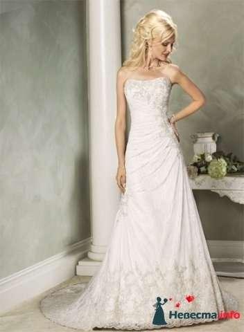 Фото 95007 в коллекции Свадебные платья - karamelka)