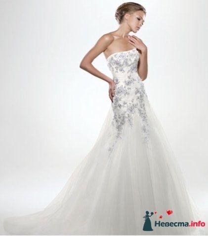 Фото 95008 в коллекции Свадебные платья - karamelka)
