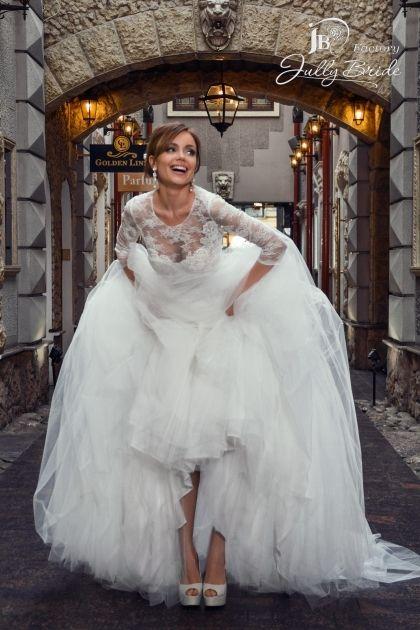 "Фото 14510548 в коллекции ITALIAN BUTIQUE - Салон свадебной и вечерней моды ""Barsonini"""