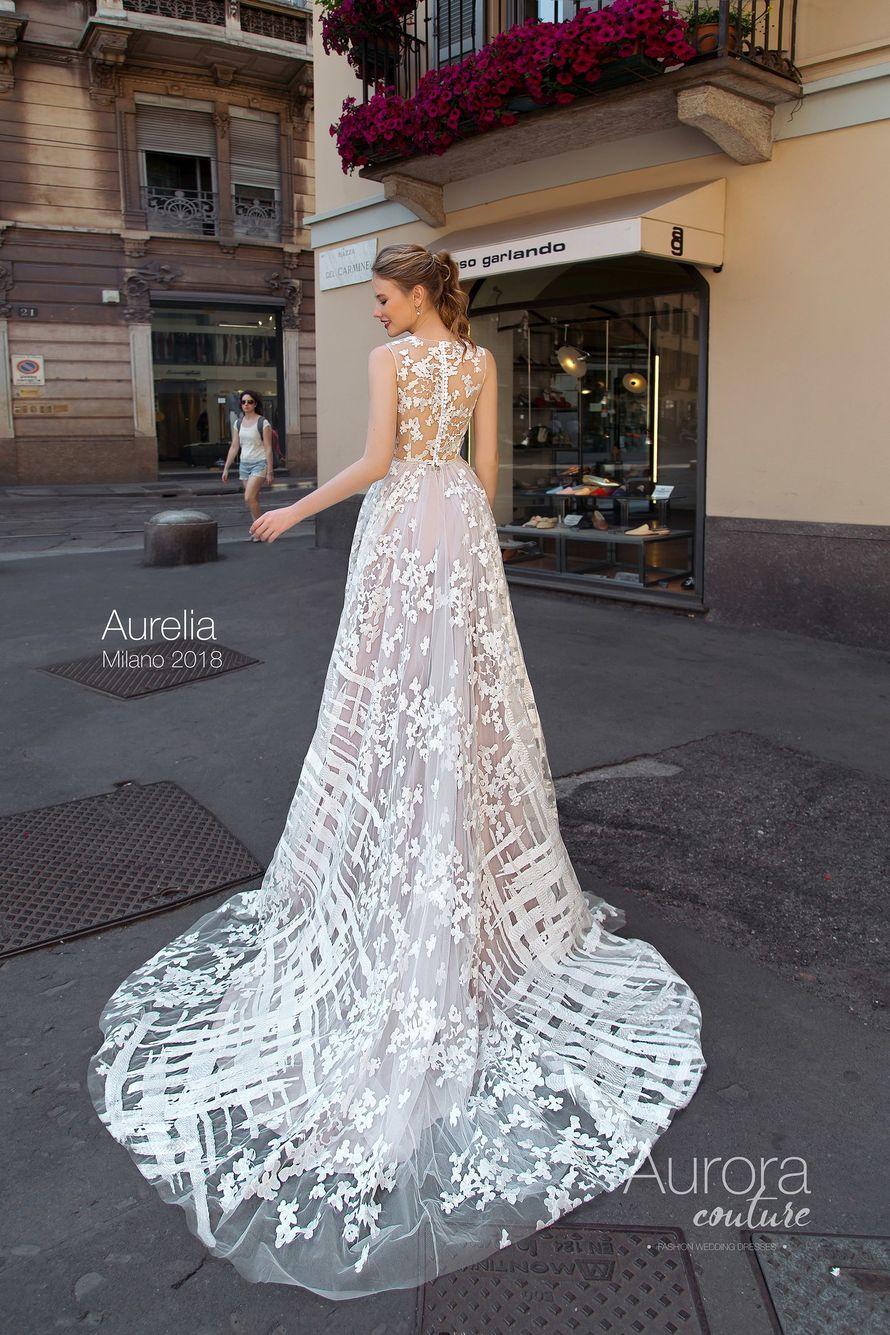 """Фото 17103412 в коллекции Свадебные платья в наличии - Салон свадебной и вечерней моды """"Barsonini"""""""