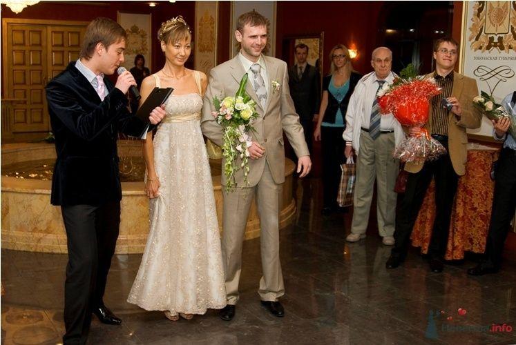 Фото 70324 в коллекции Свадьбы - Ведущий Павел Шашлов