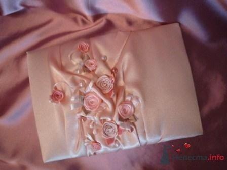 """Фото 72323 в коллекции книги пожеланий - """"Дом праздника"""" - свадебное оформление"""