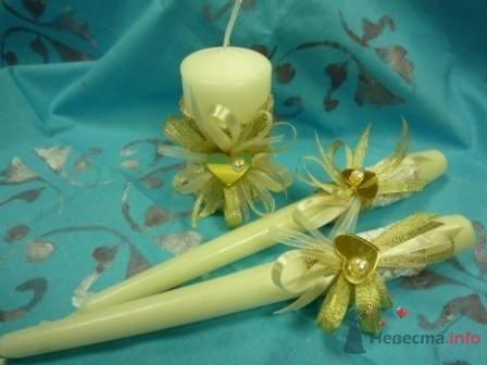 """Фото 72333 в коллекции свадебные свечи - """"Дом праздника"""" - свадебное оформление"""