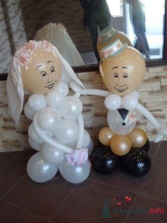 Фото 72643 в коллекции оформление свадебных залов