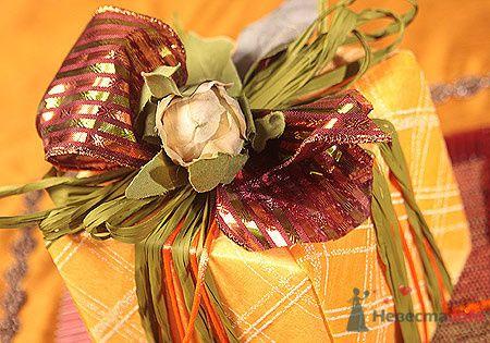 """Фото 72657 в коллекции упаковка подарков - """"Дом праздника"""" - свадебное оформление"""