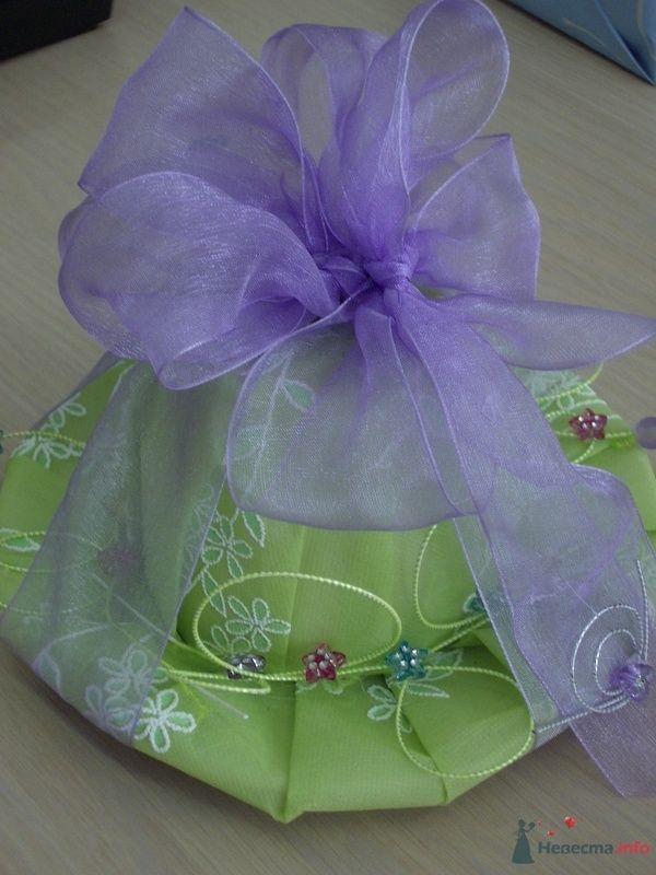 """Фото 72659 в коллекции упаковка подарков - """"Дом праздника"""" - свадебное оформление"""