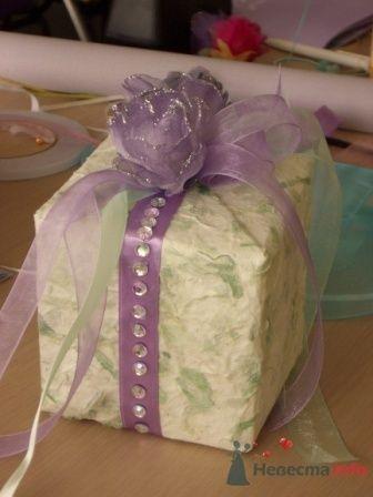 """Фото 72660 в коллекции упаковка подарков - """"Дом праздника"""" - свадебное оформление"""
