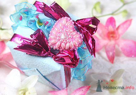 """Фото 72673 в коллекции упаковка подарков - """"Дом праздника"""" - свадебное оформление"""