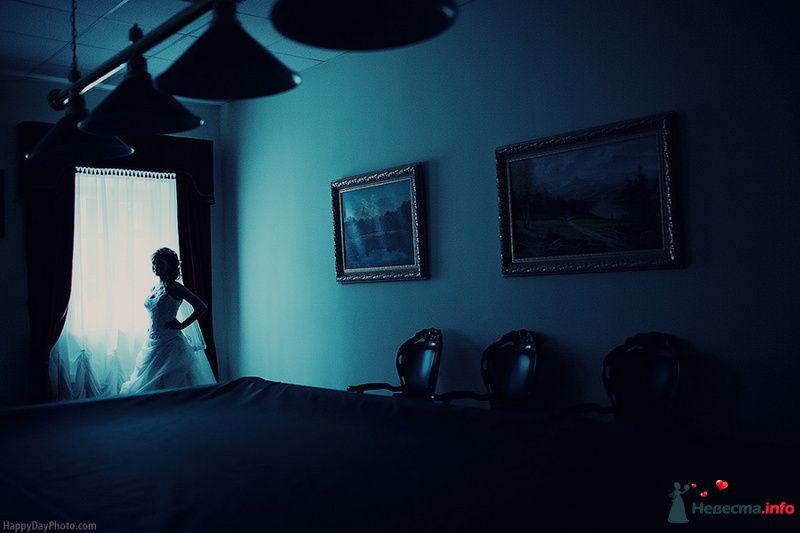 Невеста у окна - фото 86647 Свадебный фотограф. Татьяна Гаранина