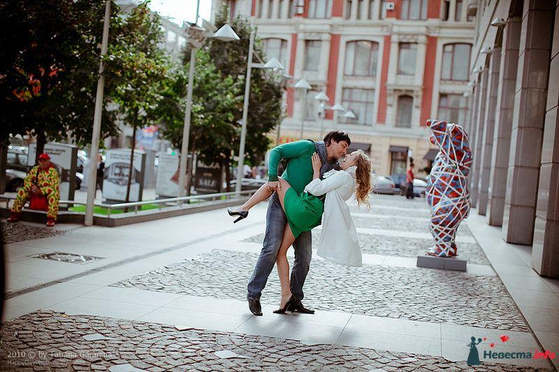 Катя и Серж. Love story. - фото 86679 Свадебный фотограф. Татьяна Гаранина