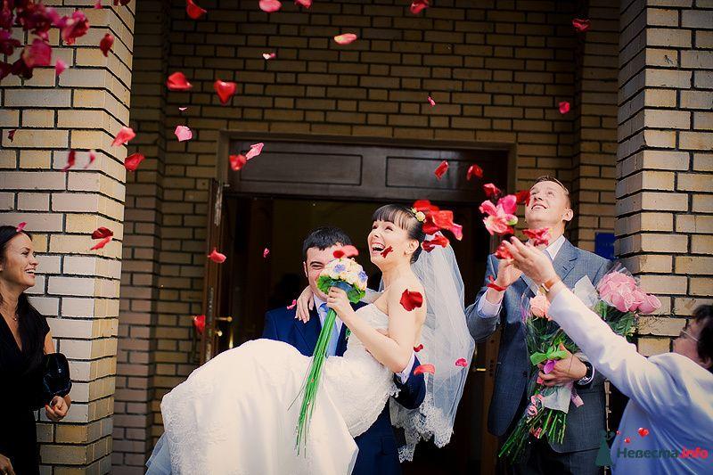 Фото 86800 в коллекции Борис и Тоня - Свадебный фотограф. Татьяна Гаранина