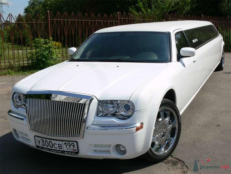 Chrysler 300C - фото 71560 whitelimo