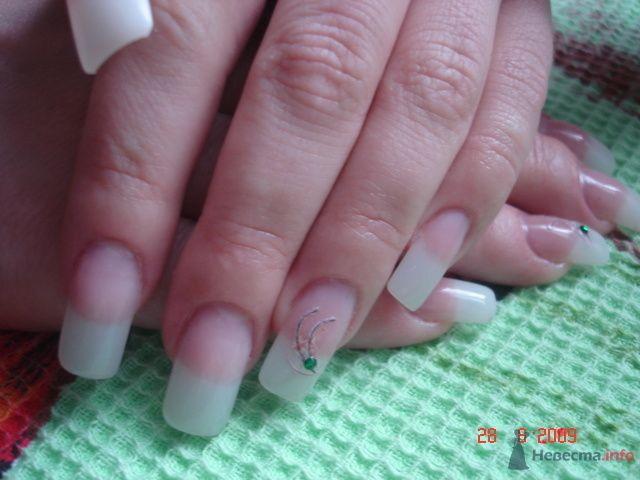 Фото 71932 в коллекции Наращивание ногтей, маникюр