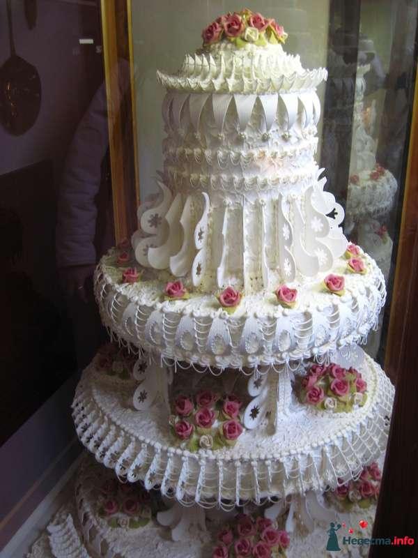 Марципановый тортик - фото 88587 Ольгица