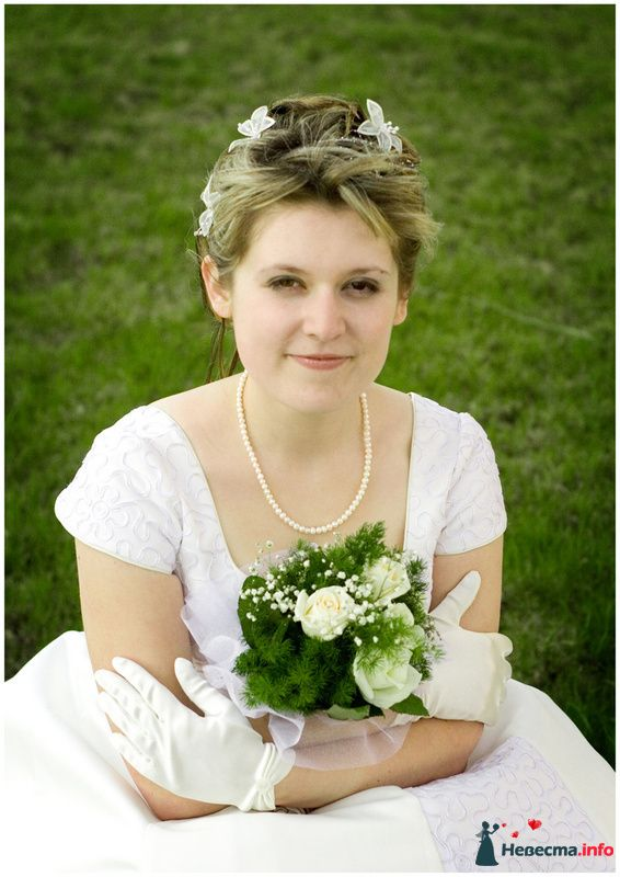 Фото 87834 в коллекции Мои свадебные работы и фотосессии - Невеста01