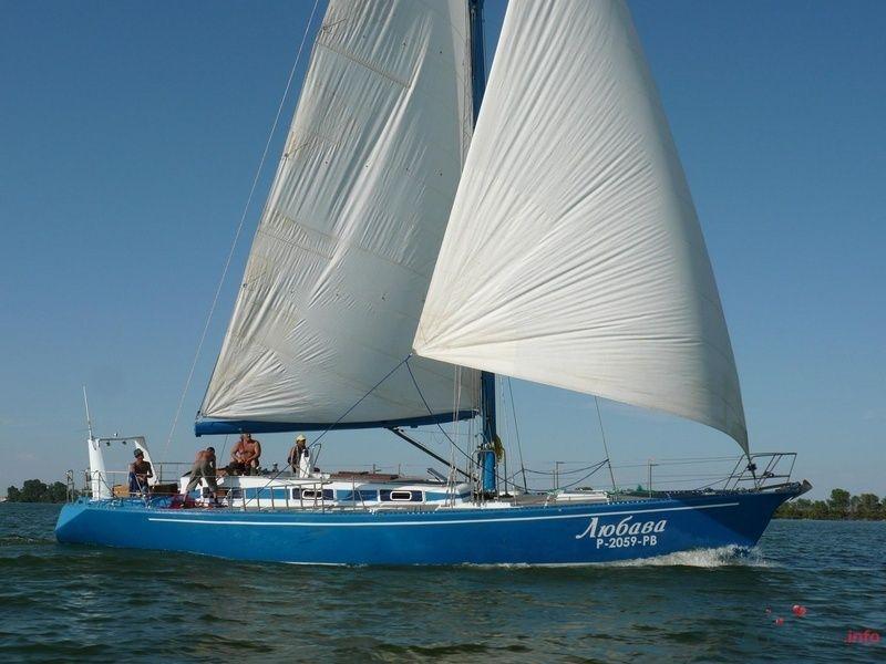 """Яхта """"Любава"""" - фото 74092 СК """"Виктория"""" - свадьба на яхте,парусном фрегате"""