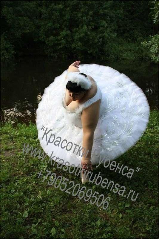 """Фото 18977494 в коллекции жизнь на сцене) - Шоу толстушек """"Красотки Рубенса"""""""