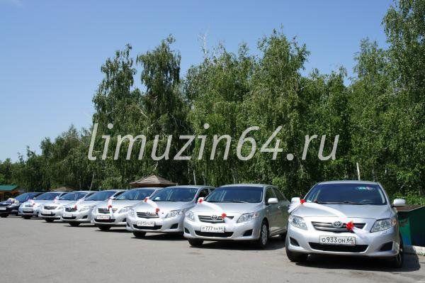 "КОРТЕЖ - Toyota Corolla серебро - фото 633555 Агентство ""Кортеж"" - аренда транспорта"