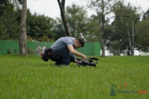 "Свадьба - тяжелая работа - фото 4388 Видеостудия ""Imidzhfilm"" - проект Ловкова Максима"