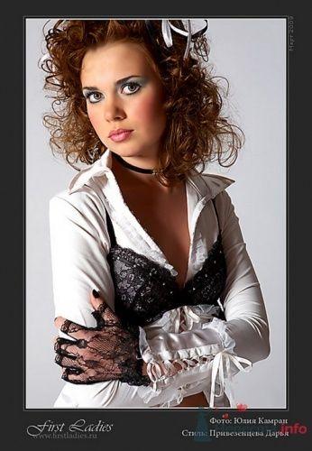 Куколка - фото 14792 Московский Свадебный Стилист - Привезенцева Дария
