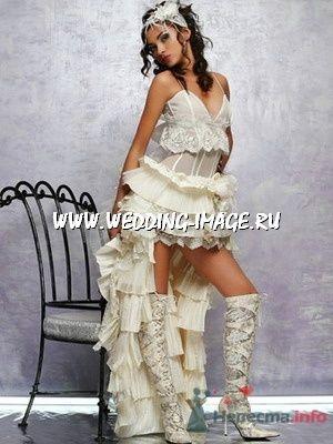 Фото 4417 в коллекции свадебные платья - Zgena-2008