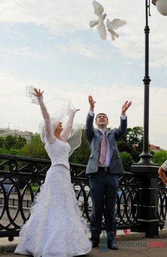 Фото 7317 в коллекции Свадебная фотография - Свадебный фотограф Альберт Хаиров