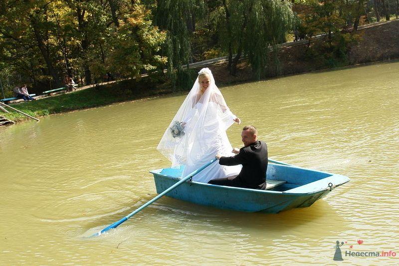 на озере дома отдыха Седанка - фото 73995 Роман Савин