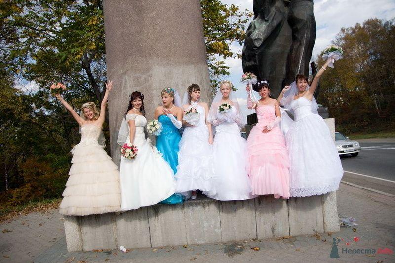 Фото 75295 в коллекции Свадебные радости! - Роман Савин