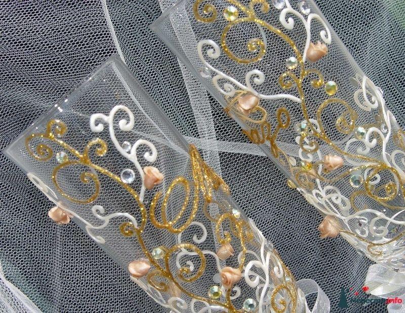 Фото 85492 в коллекции Свадебные бокалы - @нют@