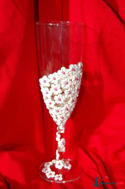 Фото 94875 в коллекции Свадебные бокальчики - Невеста01