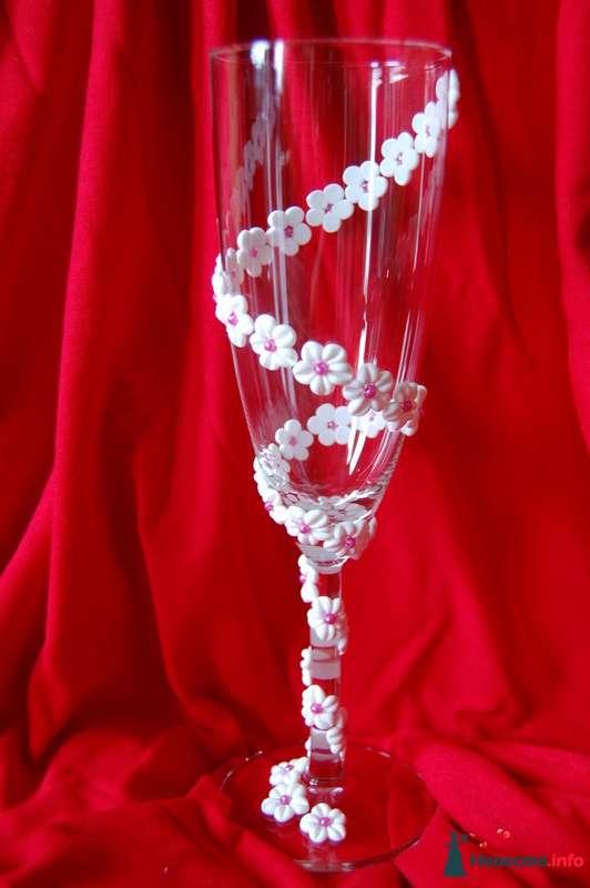Фото 94878 в коллекции Свадебные бокальчики - Невеста01