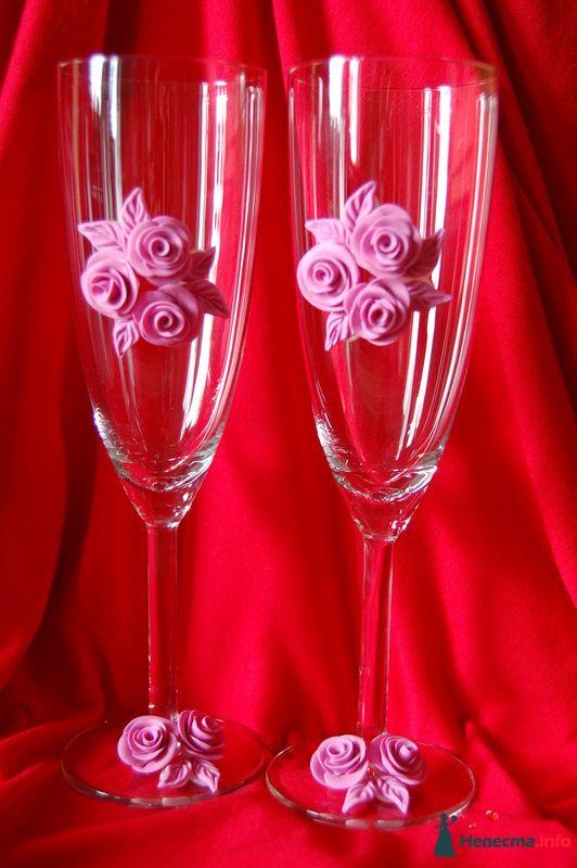 Фото 94879 в коллекции Свадебные бокальчики - Невеста01
