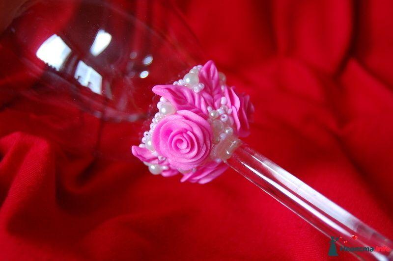 Фото 99875 в коллекции свадебные бокалы!!!!! - Невеста01