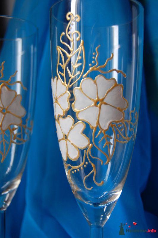 Фото 107115 в коллекции Свадебные бокалы - Невеста01