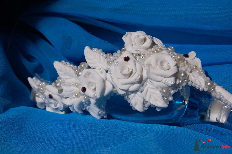 Фото 112744 в коллекции Свадебные бокалы!!!! - Невеста01