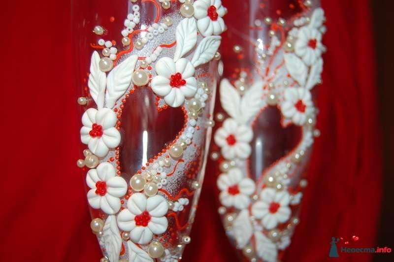 Фото 116869 в коллекции Свадебные бокалы!! - Невеста01