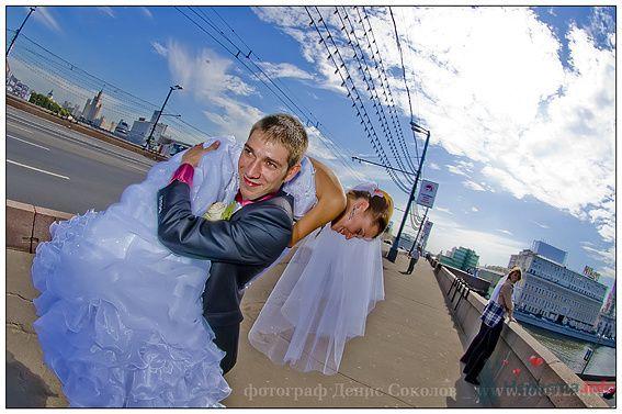 Фото 74894 в коллекции свадебные фото - Фотограф Денис Соколов