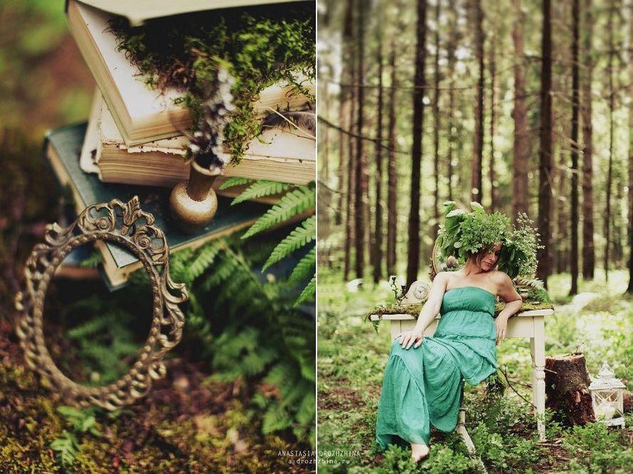интересные идеи для фотосессии в лесу фото будем вручать