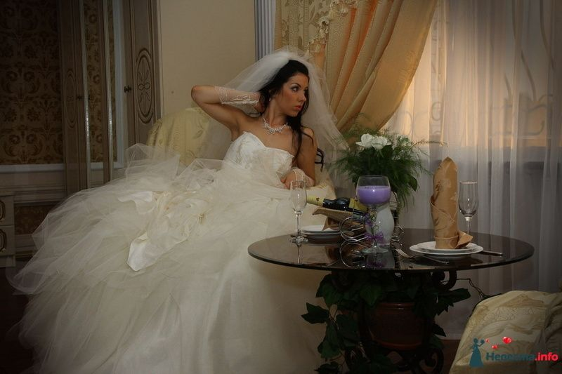 Фото 88092 в коллекции 25.07.2009 - СВАДЬБА  ИВАНА и МАРИИ - Невеста01