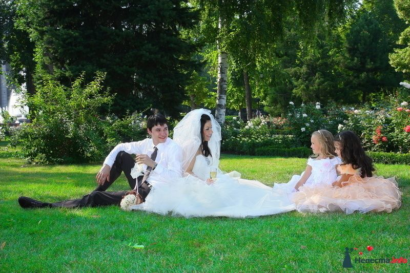 Фото 88104 в коллекции 25.07.2009 - СВАДЬБА  ИВАНА и МАРИИ - Невеста01