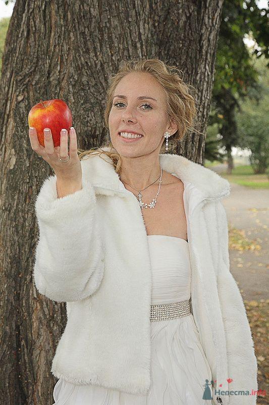 Свежа как яблочко - фото 75146 Angeymaster - свадебная видео-фотосъемка