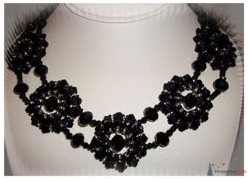 Ожерелье из Чешской фурнитуры - фото 79264 Невеста01