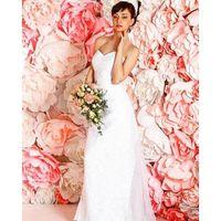 Свадебная флористика в розовых оттенках